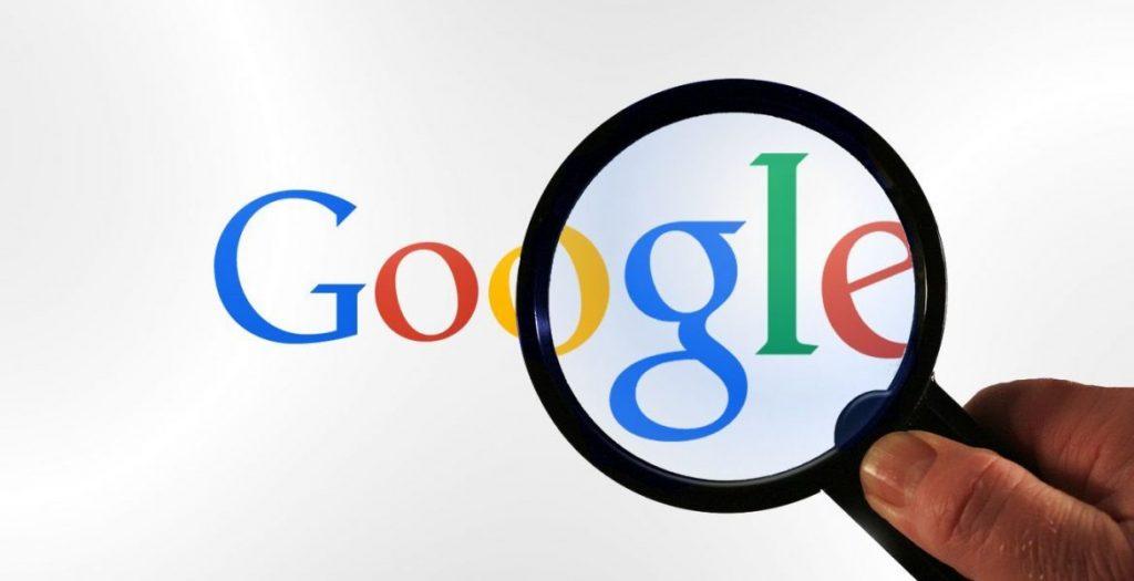 busqueda de google